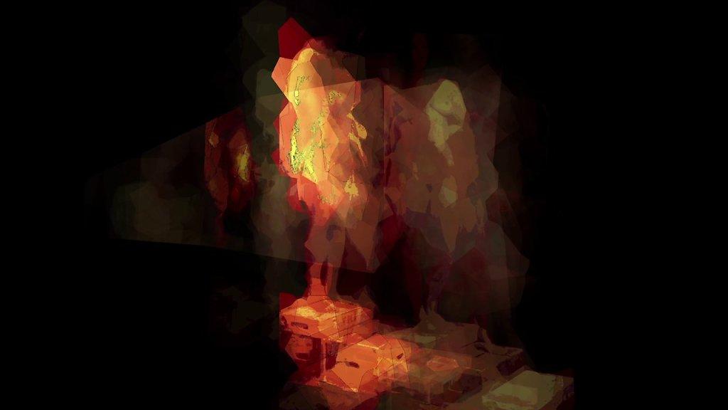 Nude descending (after Duchamp) (2013)
